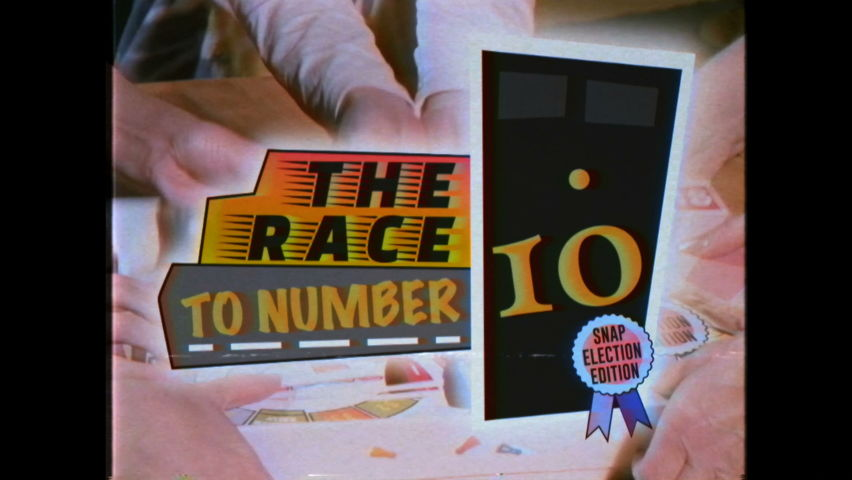The Race to No.10 - Snap Election