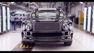 Bentley Craft Director's Cut