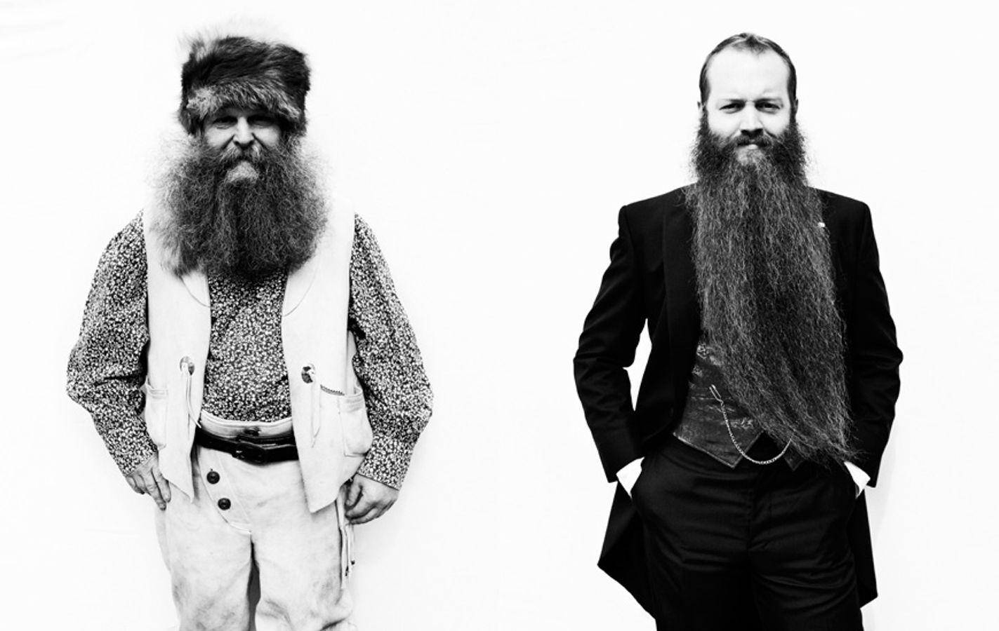 Bart und Schnauzer