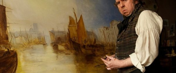 Mr Turner selected for Cannes 2014
