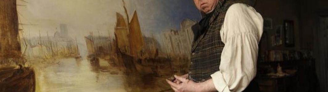 Mr Turner Hits the Big Screen