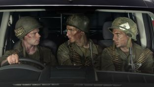 US Army - Front Seats