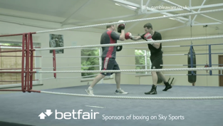 Betfair Boxing