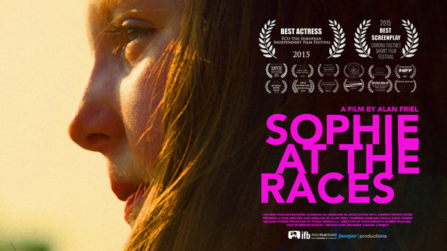 SOPHIE AT THE RACES  -  Trailer