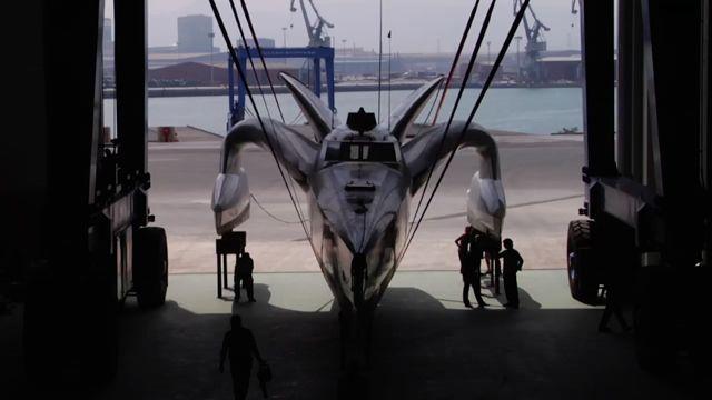 Earthrace Trailer