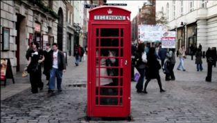 'London' Planet Europe