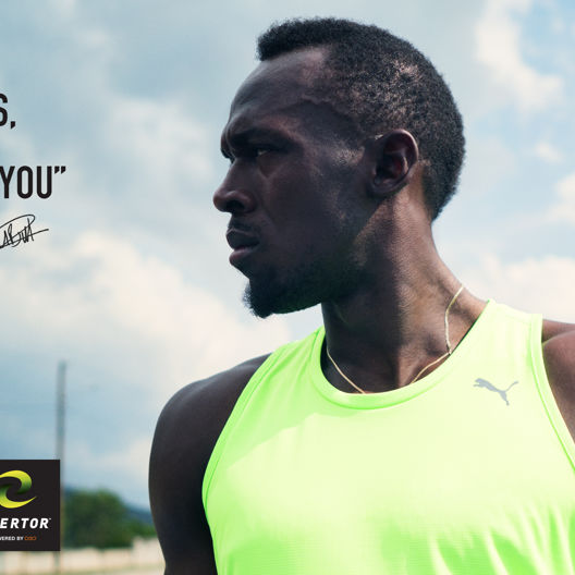 Enertor - Usain Bolt