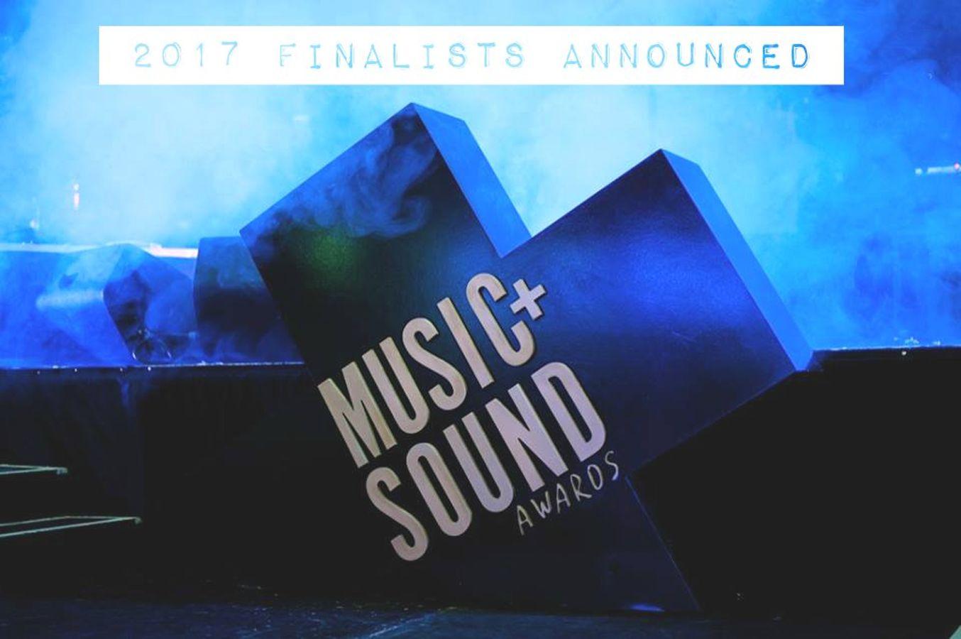 Music + Sound 2017