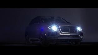 Bentley - Bentayga Carbon Pack