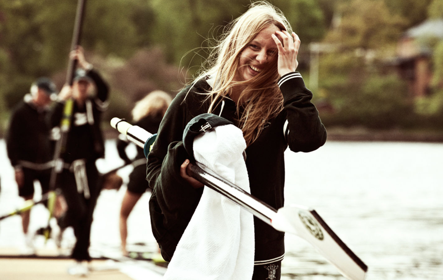 Rowing Race