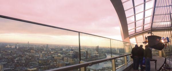 Shooting London Landmarks