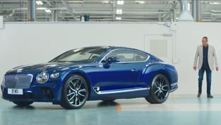 Bentley Continental GT - Exclusive VIP Preview