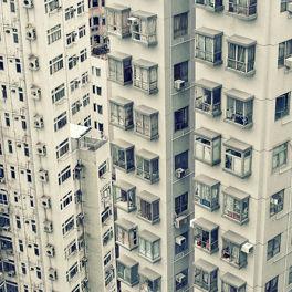 Buildings Hong Kong & Berlin