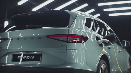ŠKODA launch its highly-anticipated first all-electric SUV