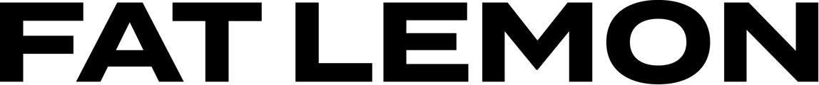 FAT LEMON Logo