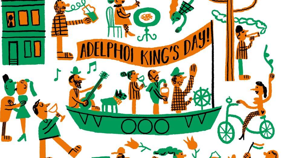 King's Day 2018!