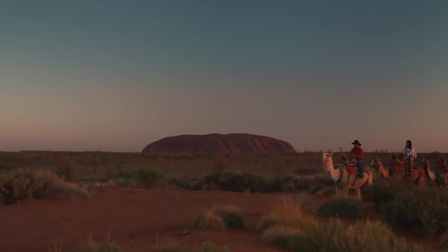 BMF's Uluru campaign is Just… Wow