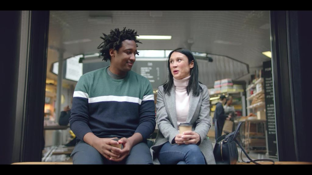 Lloyds Bank: The M-word  It's good to talk about money | shots