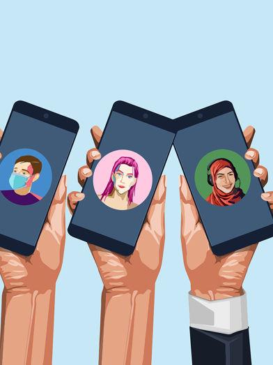 The Social Media Focus