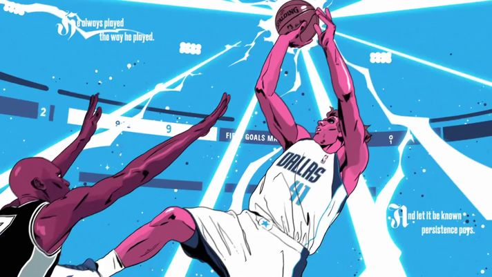 Dirk Nowitzki: The Maverick