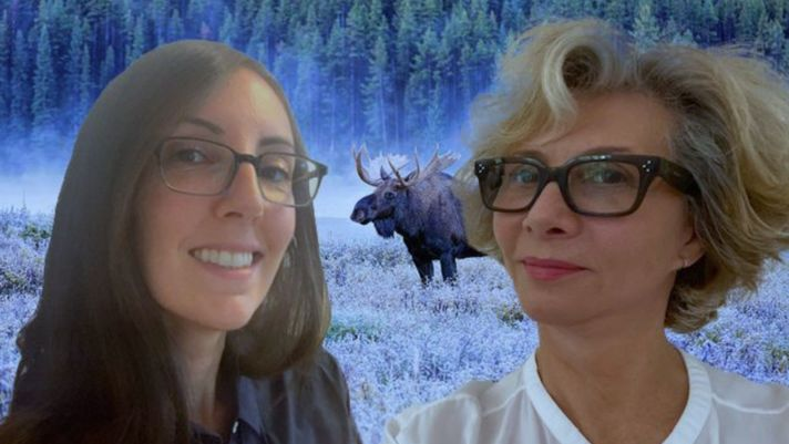 Creative correspondence... with Diane McArter and Casey Rand