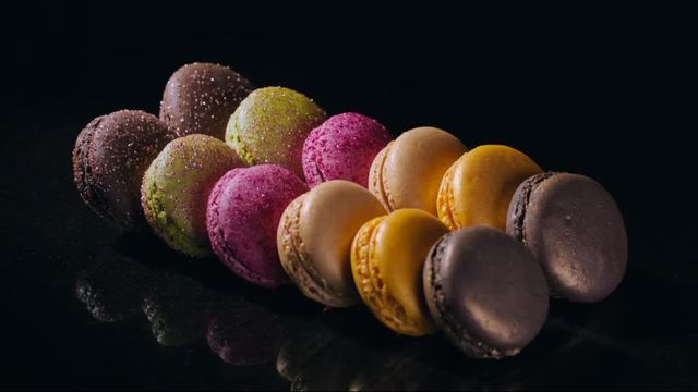 The Best - MACARONS
