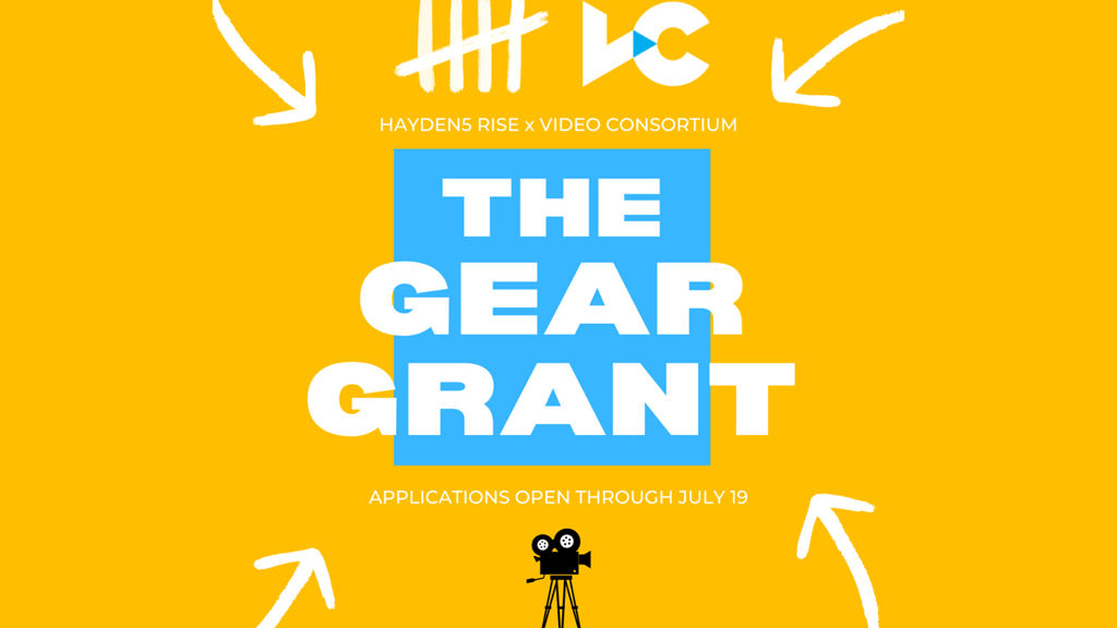 Hayden5 RISE and Video Consortium launch 2021 Gear Grant
