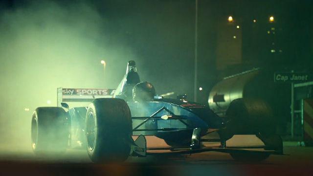 Formula 1 New Season On Sky Sports - TV Campaign