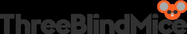 Three Blind Mice Logo