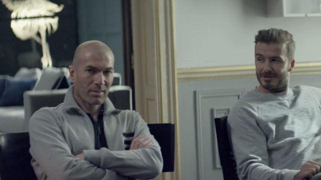 House Match ft. Beckham, Zidane, Bale and Lucas Moura.