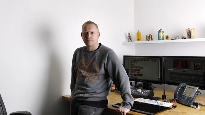On My Radar: Tim Hardy