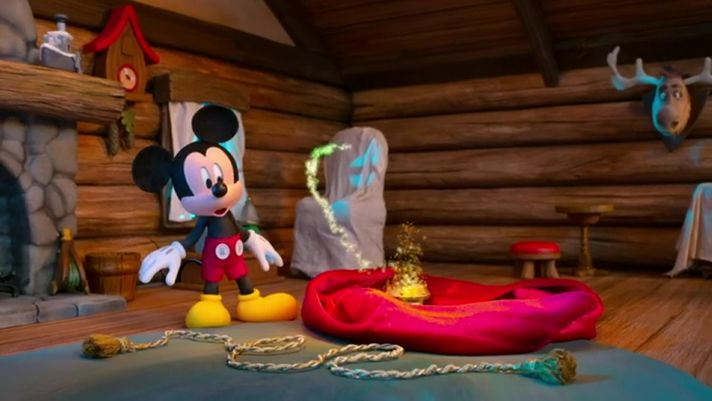 Mickey Mouse & The Magical Holiday Bag