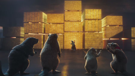 Framestore Pictures creates 'The Woodland's Most Wanted' campaign for YellaWood