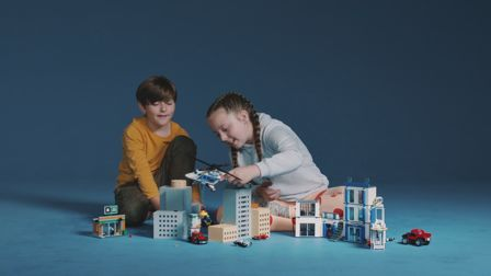 LEGO builds a blockbuster from the minds of babes