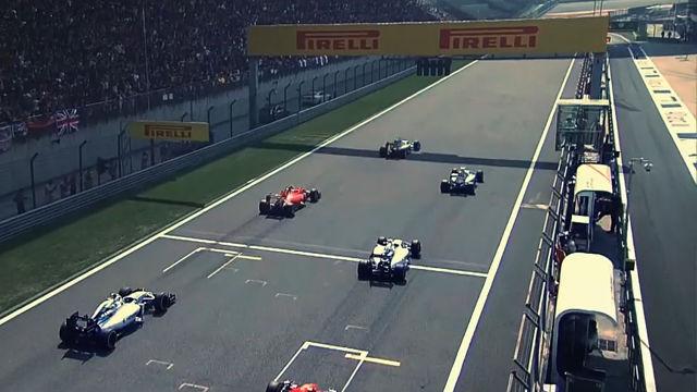 F1 Constant Fight