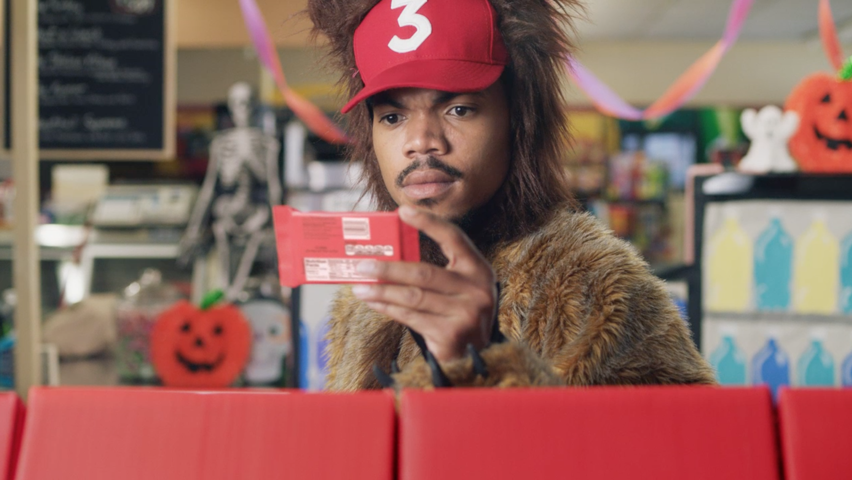 Chance The 'Wrapper'