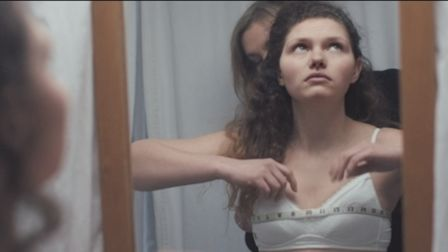 Award-winning short sees underwear as the catalyst for conflict