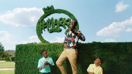Stormzy tutors his nephews in the Sounds of the Skeng
