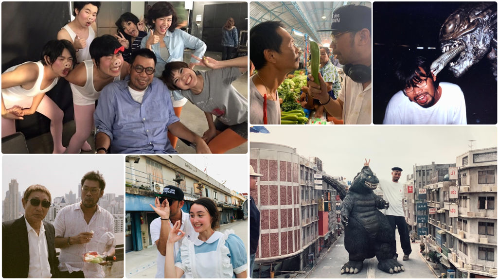Suthon Petchsuwan: Thai-tan of comedy