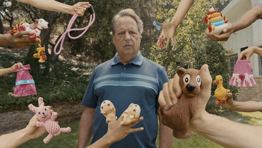 Jon Lovitz hates puppies