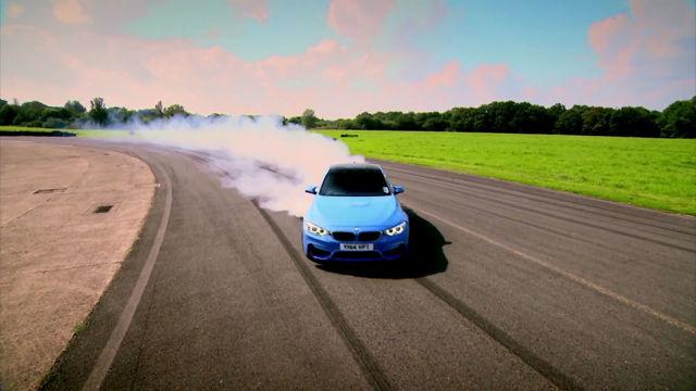 BMW M3 - Track Test