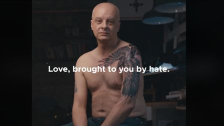 Grey Make Love Out of Hate in Reformative Facebook Campaign
