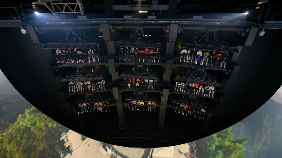 Beautiful Hunan - Flying Theater