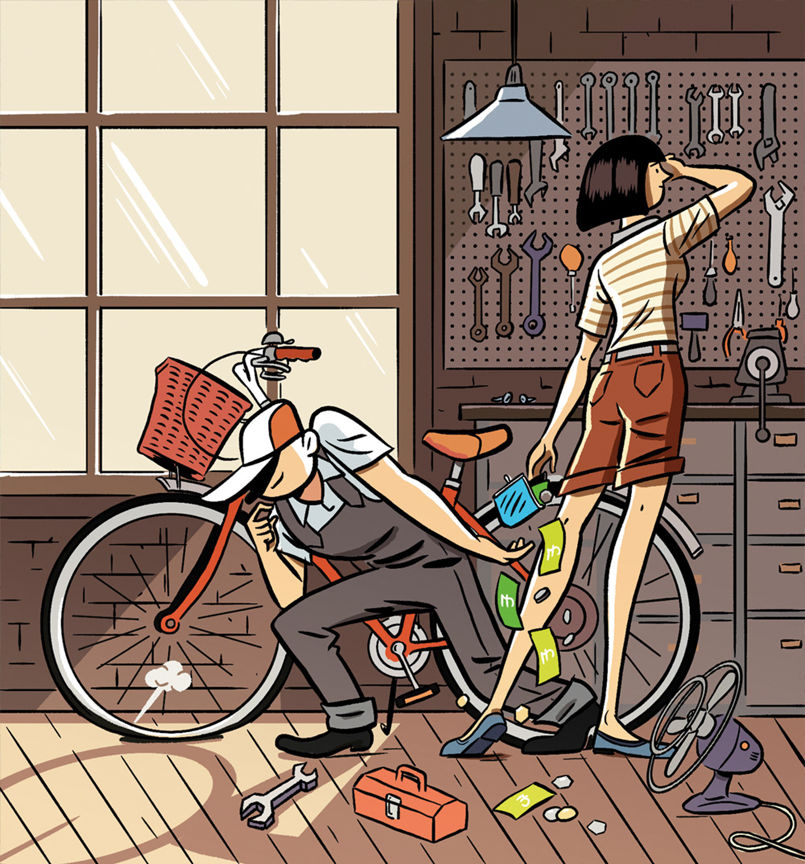 Steve-Scott-Cycling-Plus-Jellylondon-Illustration-3