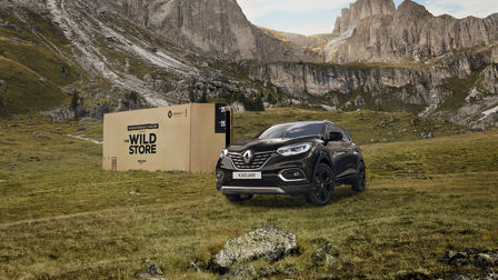 Jeep and Juventus team up to conquer tough terrains