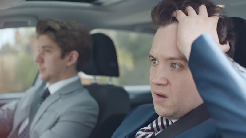 VW GOLF - DIRECTED BY CHARLES MUZARD