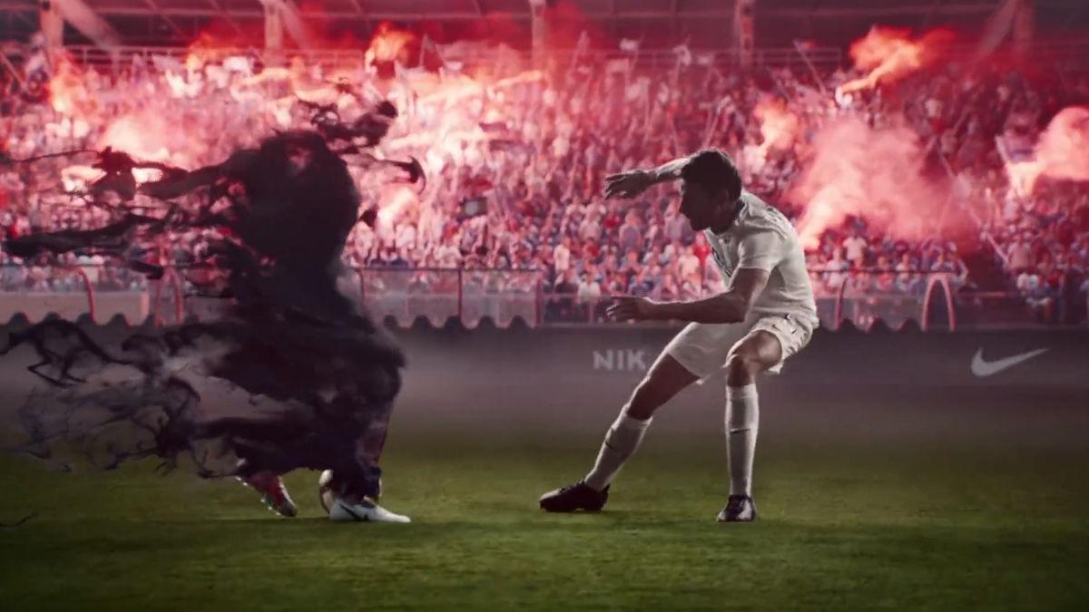 sold worldwide exclusive range discount Nike Football: Awaken The Phantom | shots