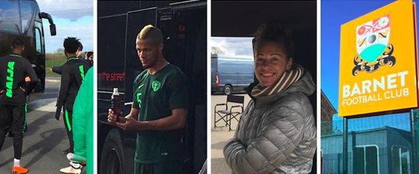 World Cup Fever for The Super Eagles