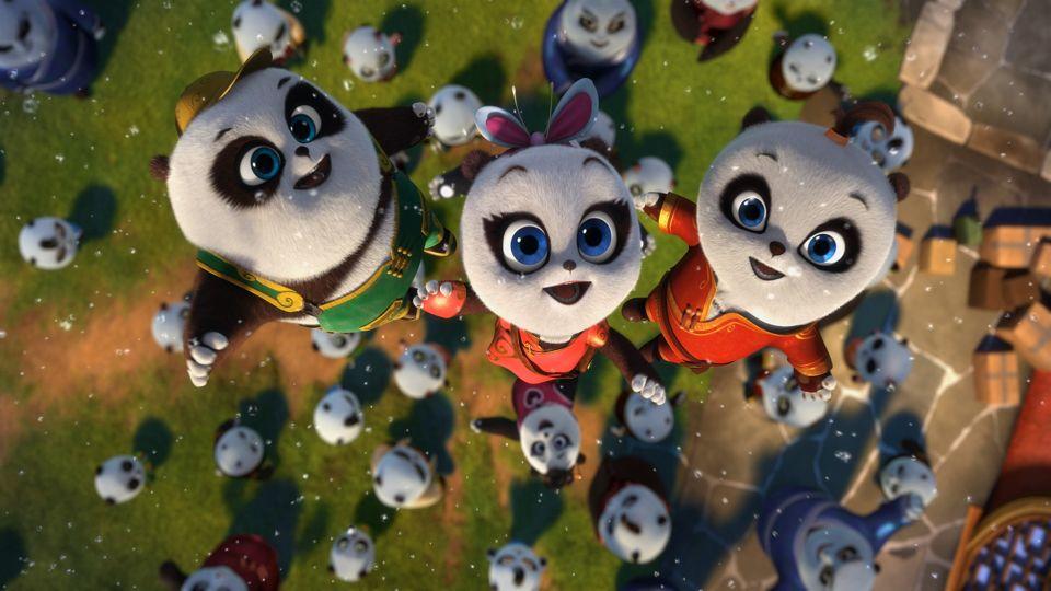Panda 4D