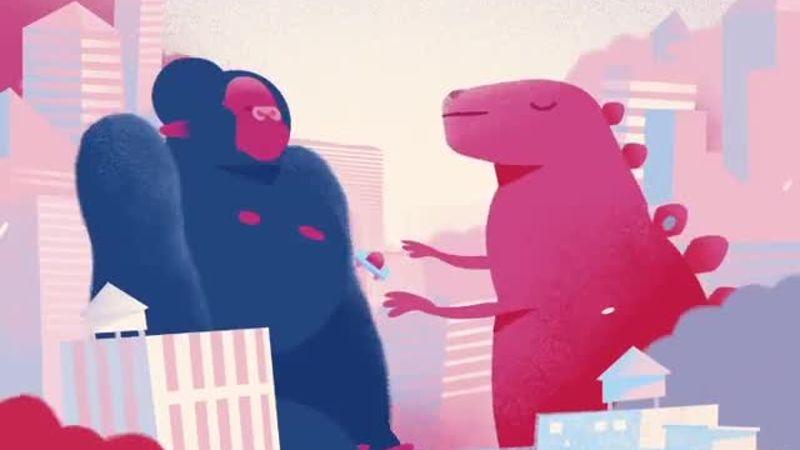 King Kong & Godzilla